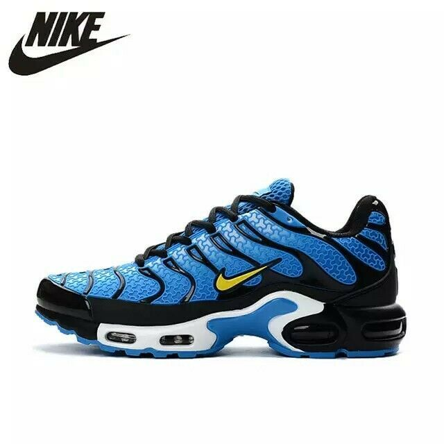Nike air max breathable running shoes (blue) #fashion