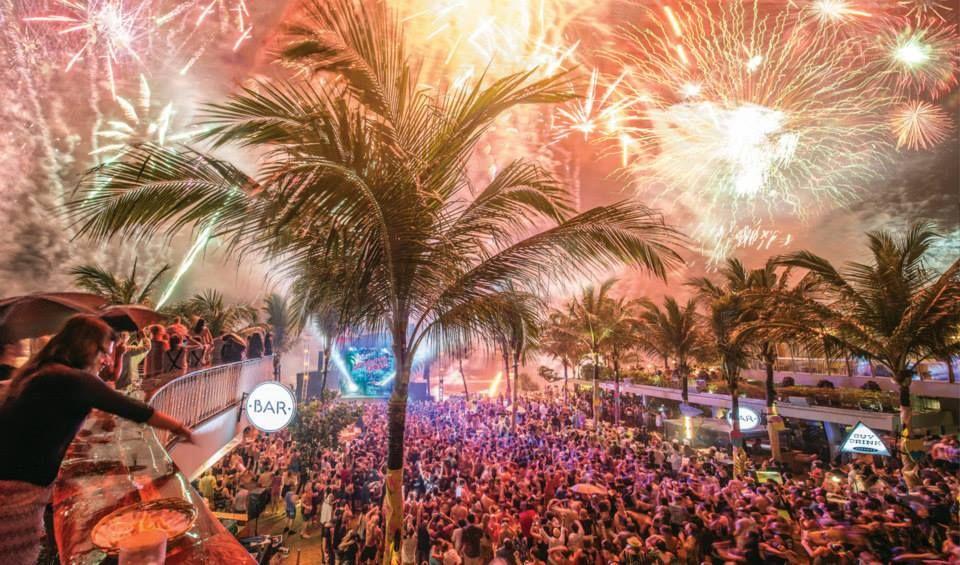 New Year S Eve Party At Potato Head Beach Club Www Thingstodoinbali Com New Years Eve Fireworks Bali Bali Honeymoon