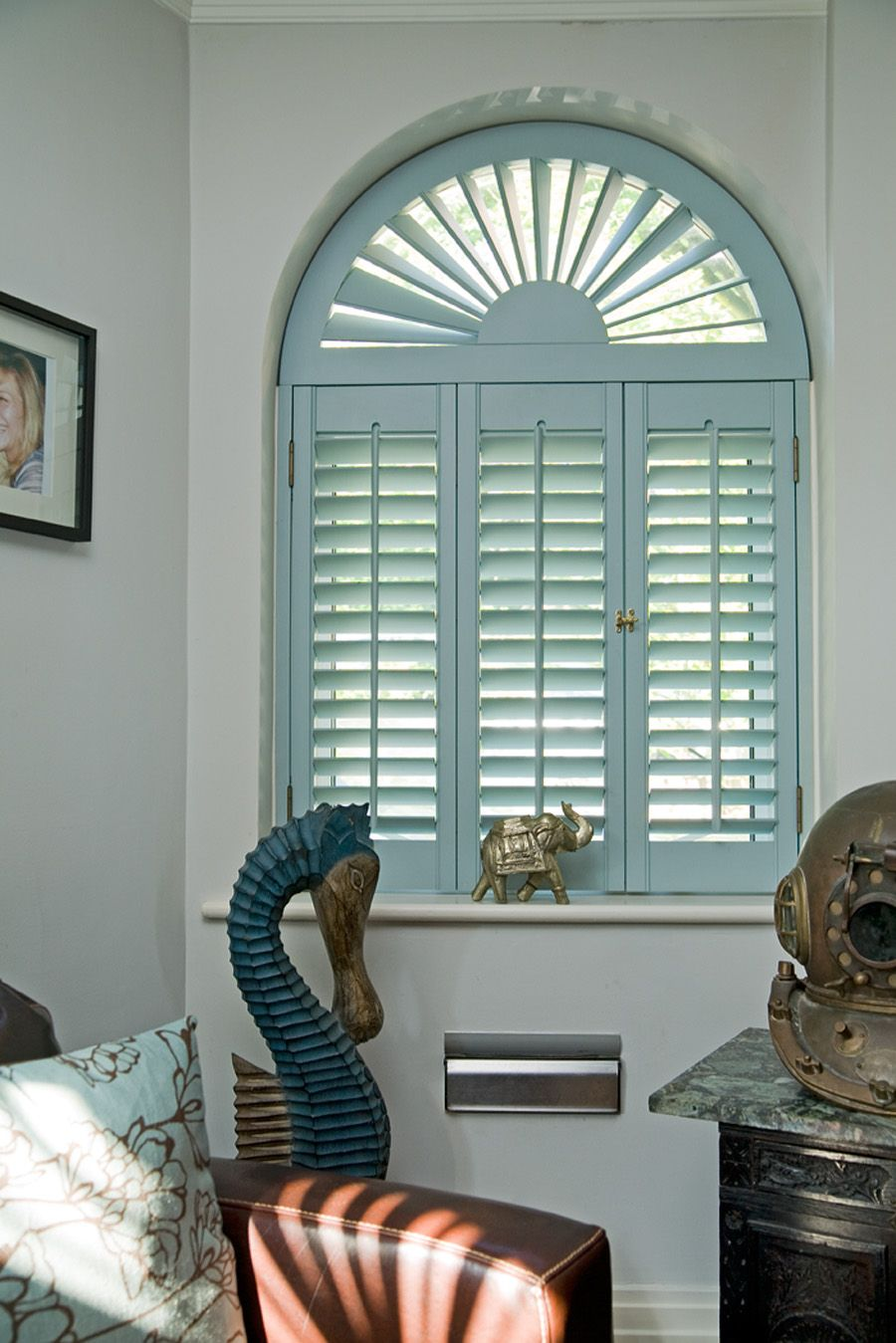 indoor plantation shutters | Interior Shutters Wood Shutters ...