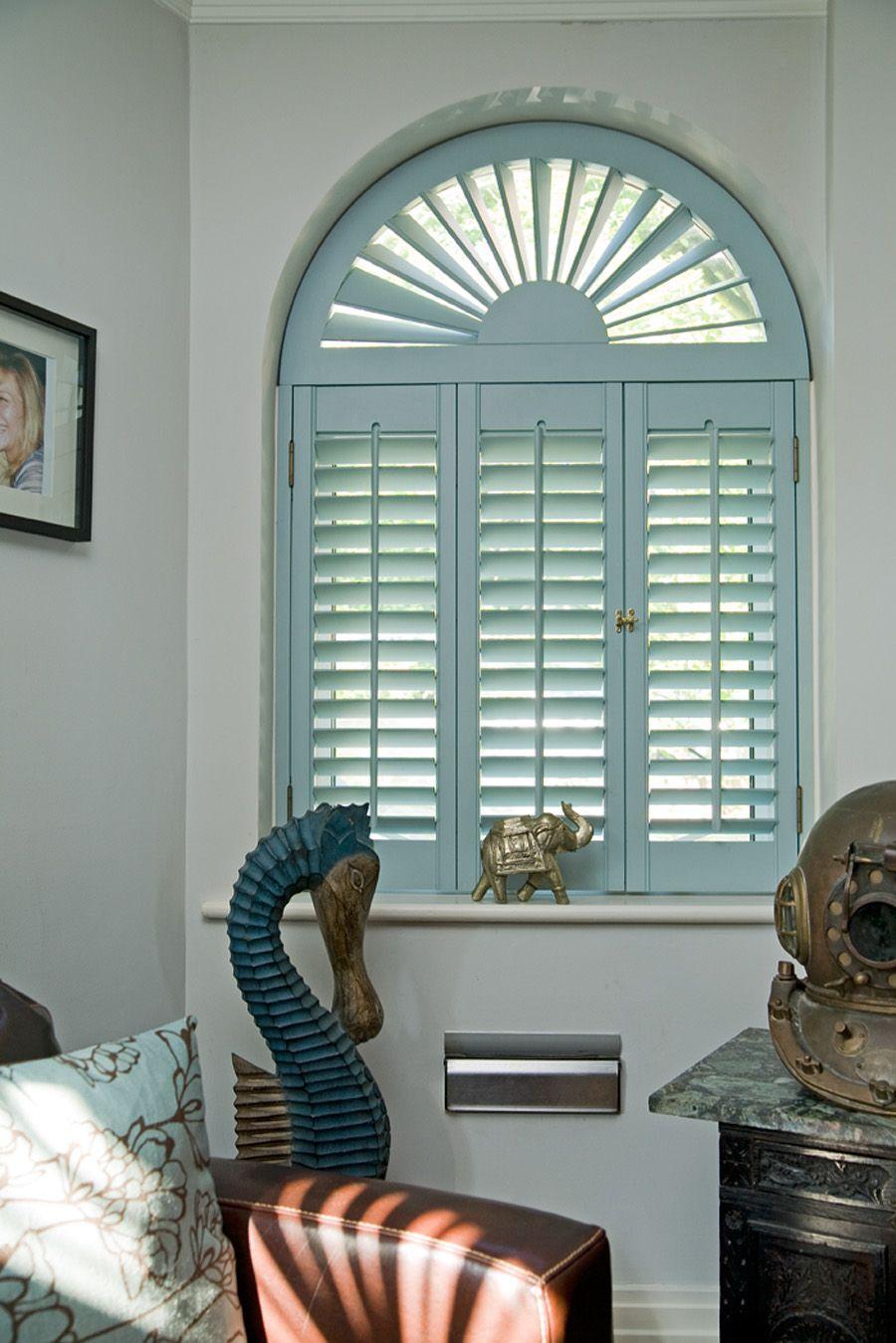Pin by Philip Kiper on Arch window Interior shutters