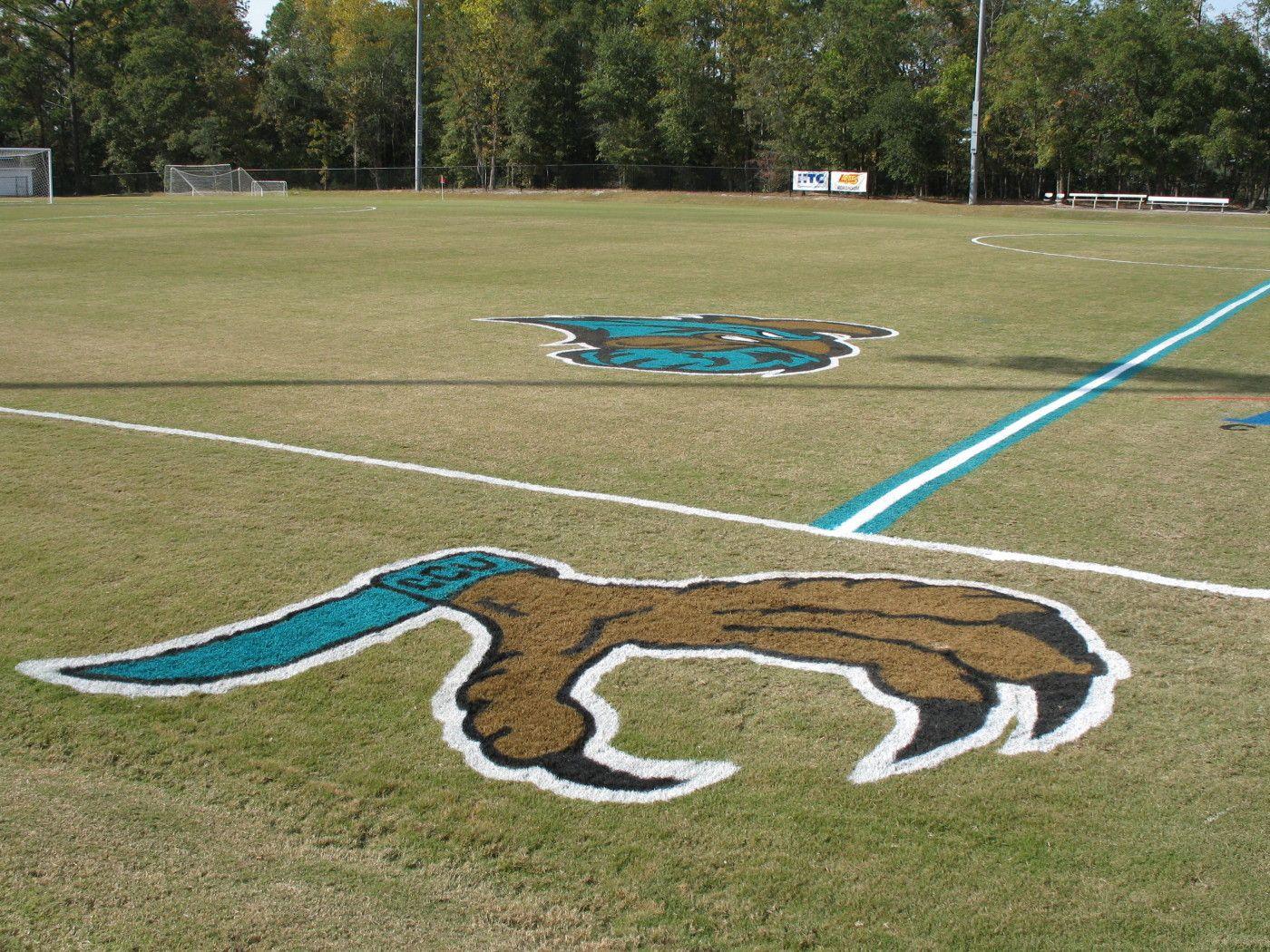 CCU Soccer Field... Home of Men and Women's Soccer