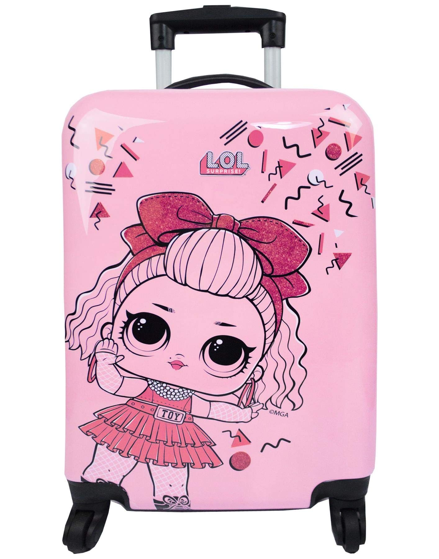 Shop Cute suitcases, Suitcase, Pink girl