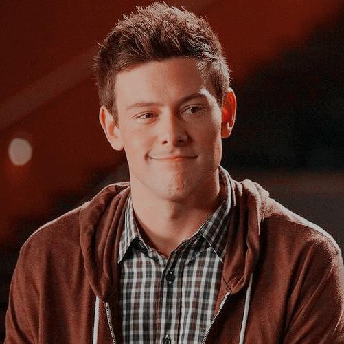 Finn Hudson in Glee