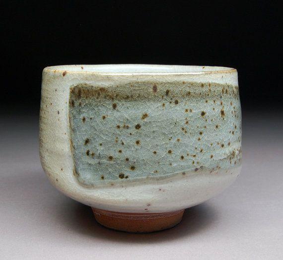 Handnmade Matcha Chawan Teabowl Tea Ceremony Glazed by shyrabbit