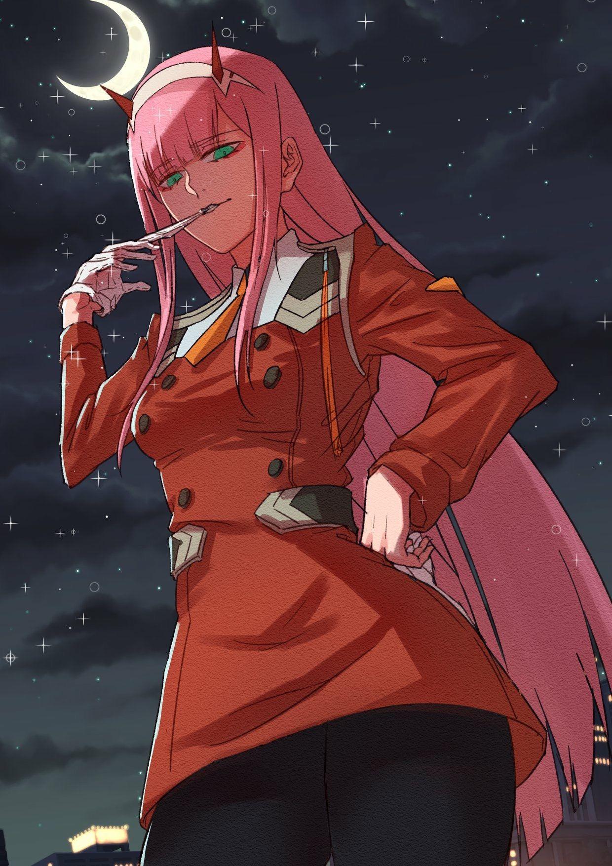 Pin em Anime art II