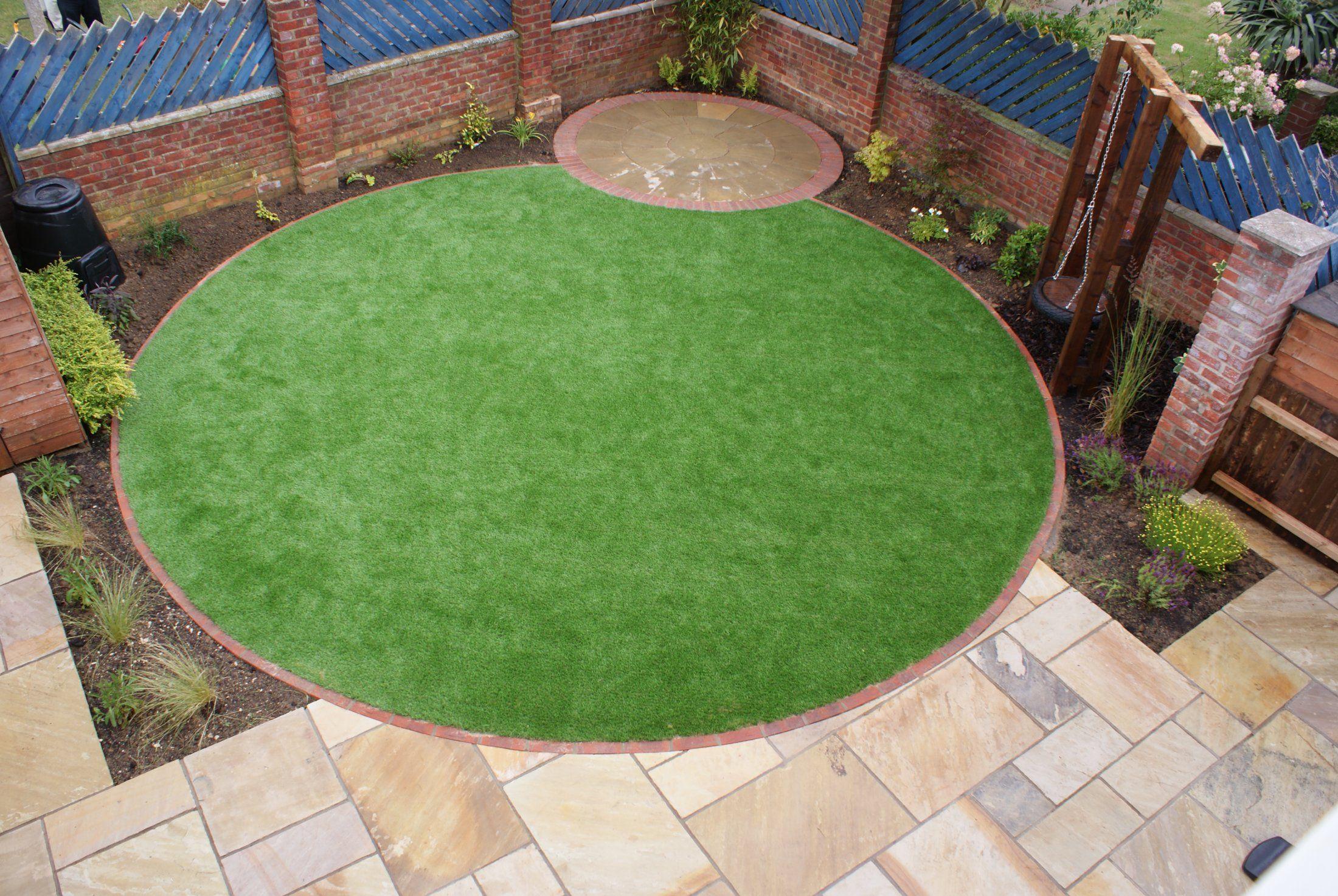 Circular Garden Design Ely Cambridgeshire Circular Garden Design Patio Garden Design Outdoor Gardens Design