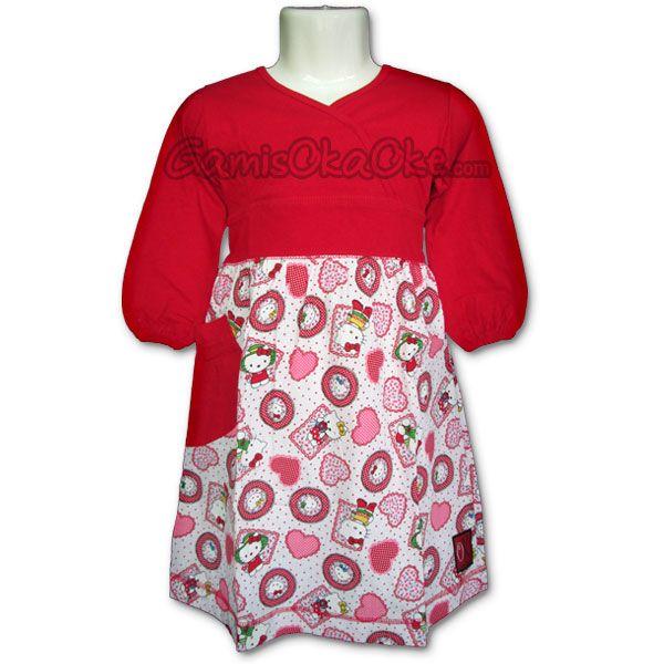 Baju Biasa Anak Perempuan
