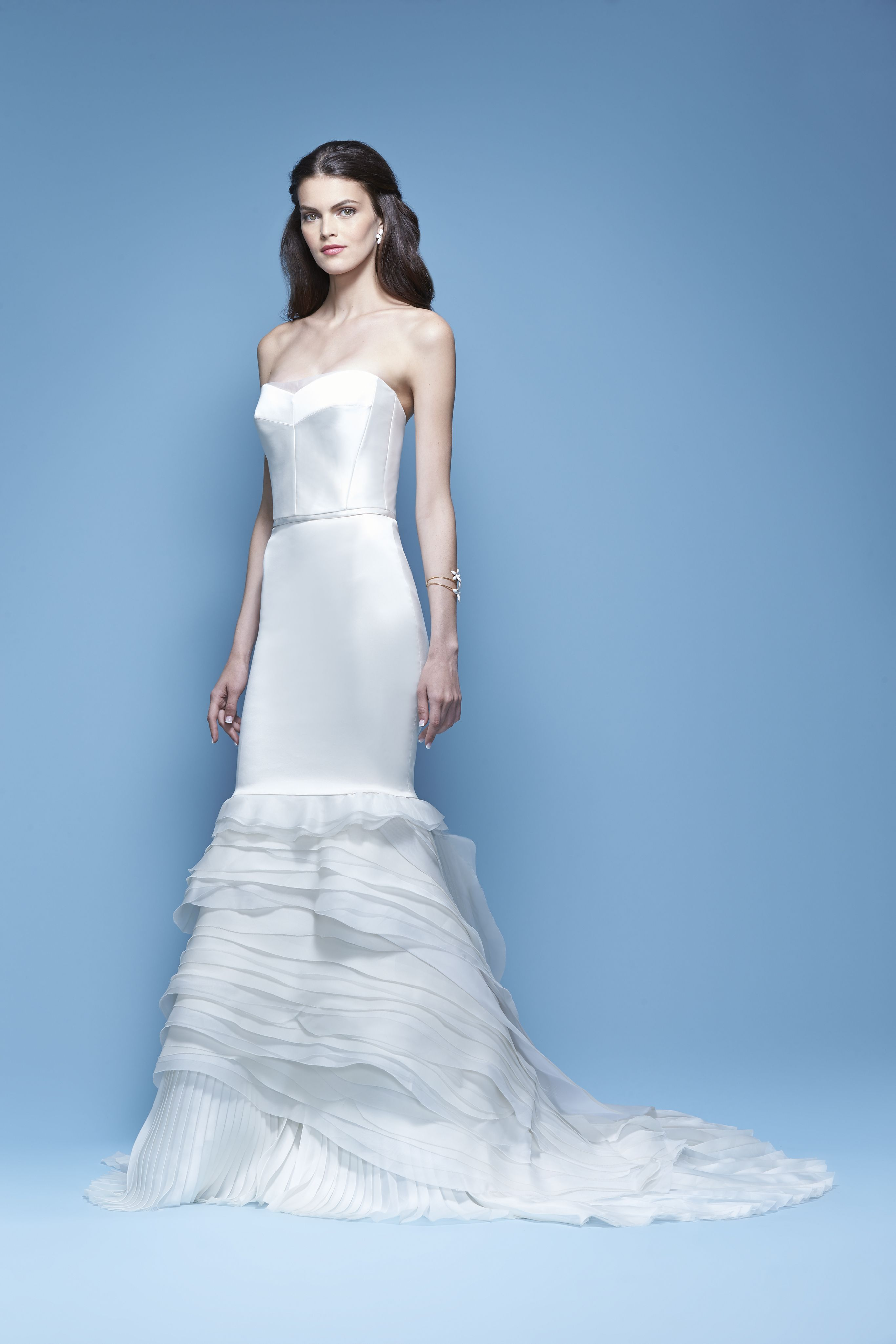 Carolina Herrera Bridal Spring 2016 \'Jordana\' bridal gown | Brides ...