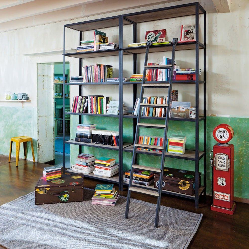 etag re chelle luxembourg deco pinterest etagere echelle chelles et biblioth que. Black Bedroom Furniture Sets. Home Design Ideas