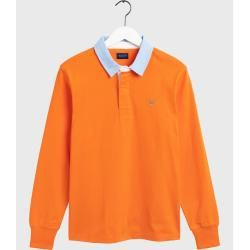 Photo of Gant Rugby Shirt (Orange) GantGant