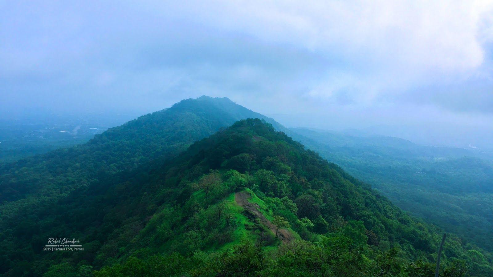 Hill 03 Karnala Fort Panvel India