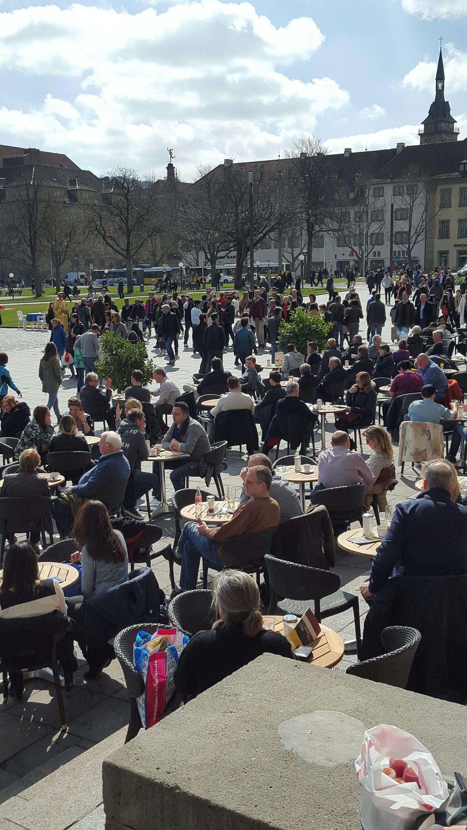 Ostern In Stuttgart