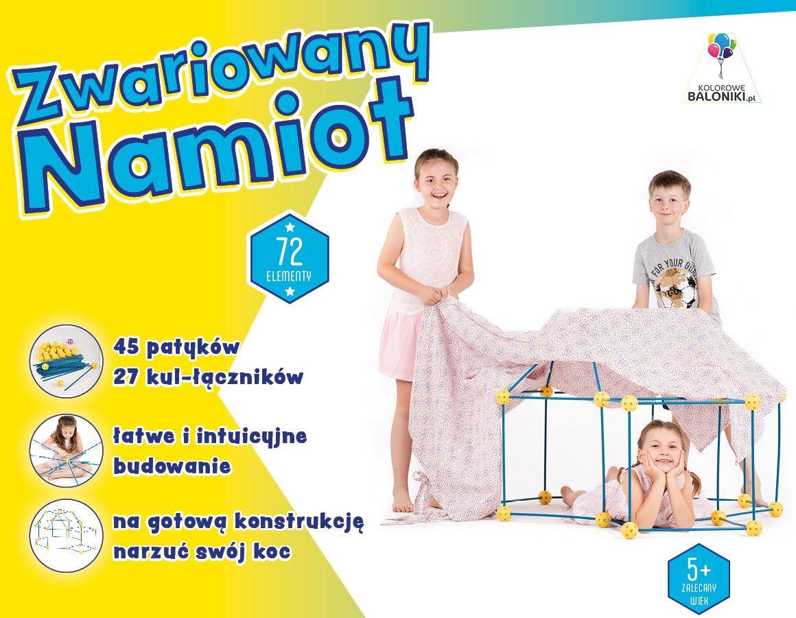 Zwariowany Namiot 7699024894 Oficjalne Archiwum Allegro