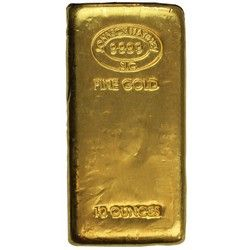 Johnson Matthey 10 Ounce Oz 9999 Pure Gold Bar Metal Prices Gold Bar Pure Gold