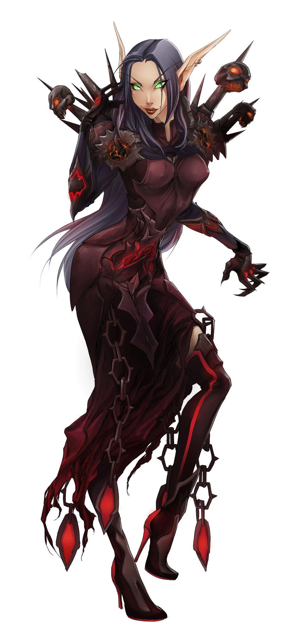 World of Warcraft Kazuki