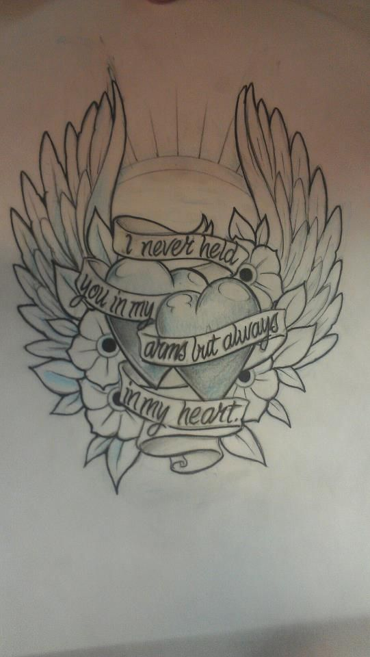 My tattoo for my beautiful boys <3