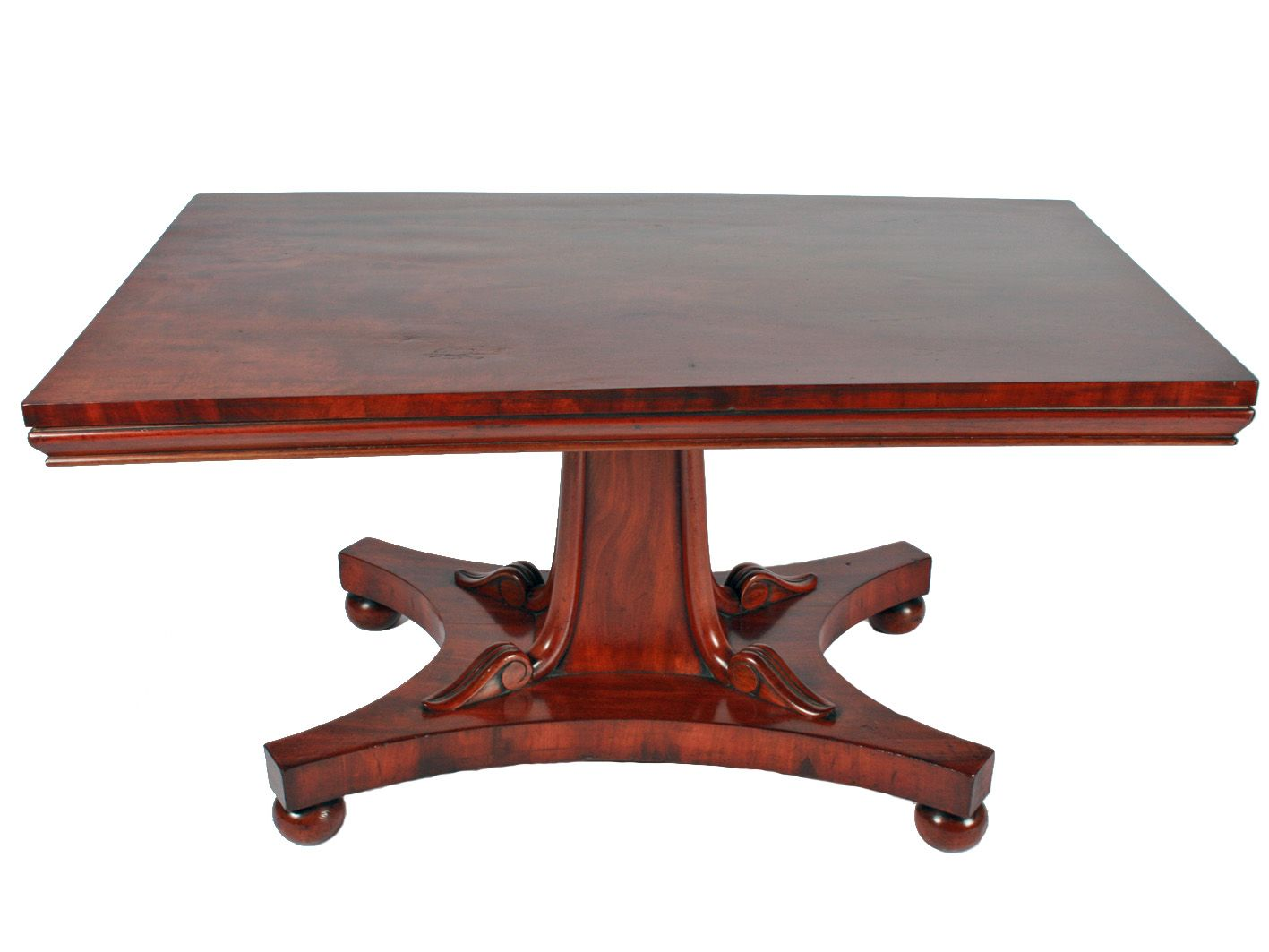 19th Century Mahogany Coffee Table | Old coffee tables ...