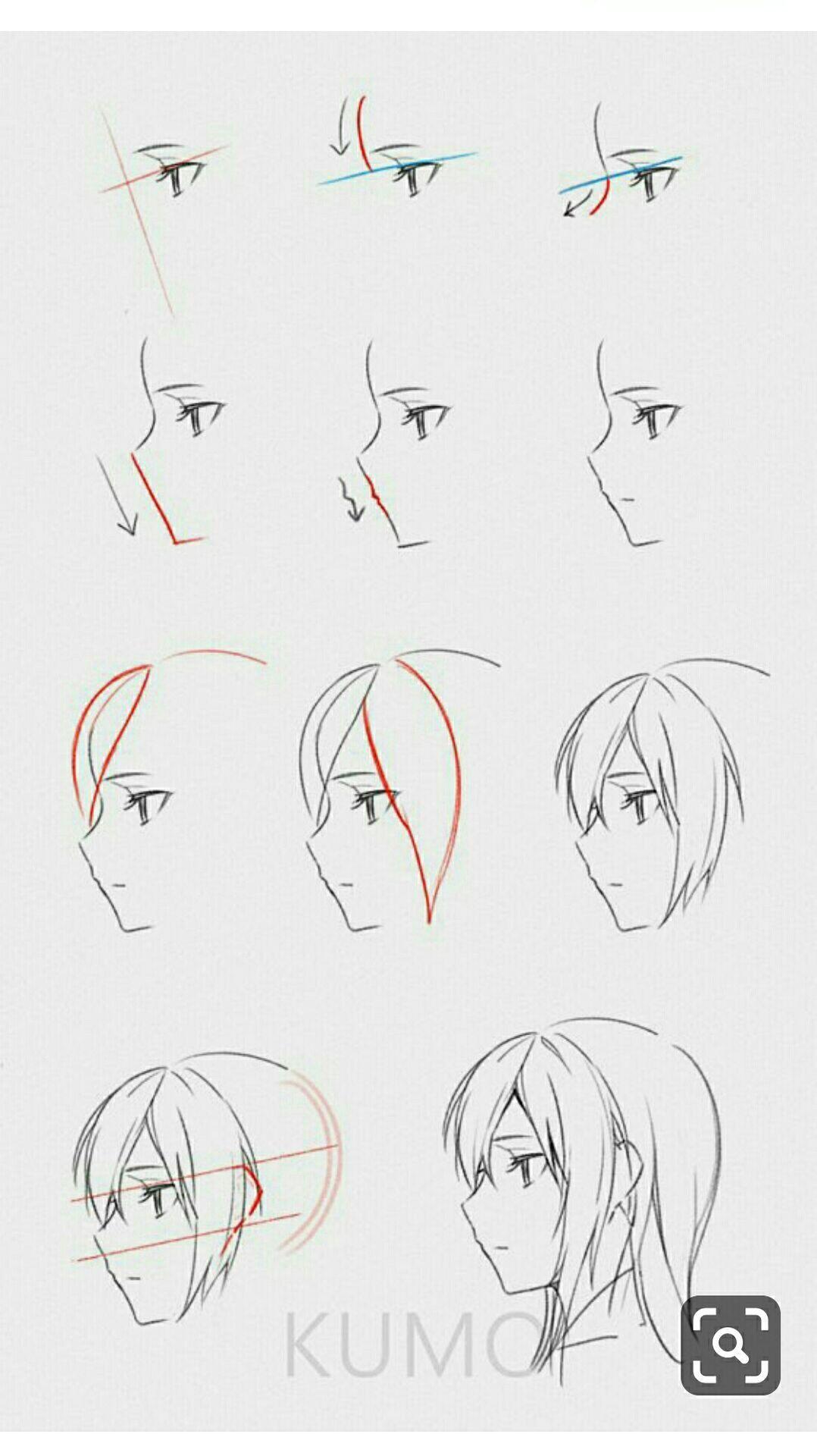 خطوات لتعلم الرسم