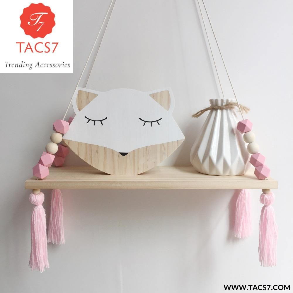 Type Storage Holders Racks Installation Type Wall Mounted Type No Of Tiers Single Brand Nam Kids Room Wall Decor Wooden Wall Shelves Wall Shelves Bedroom