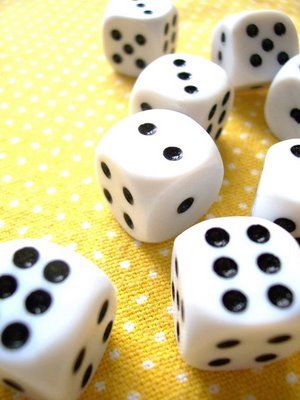 Christmas Party Gift Exchange Game Roll The Dice And Let The Fun
