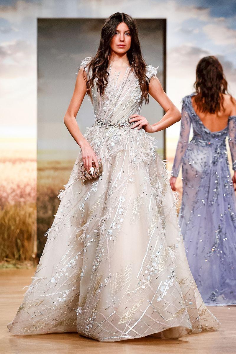 Ziad nakad couture spring summer paris dresses pinterest