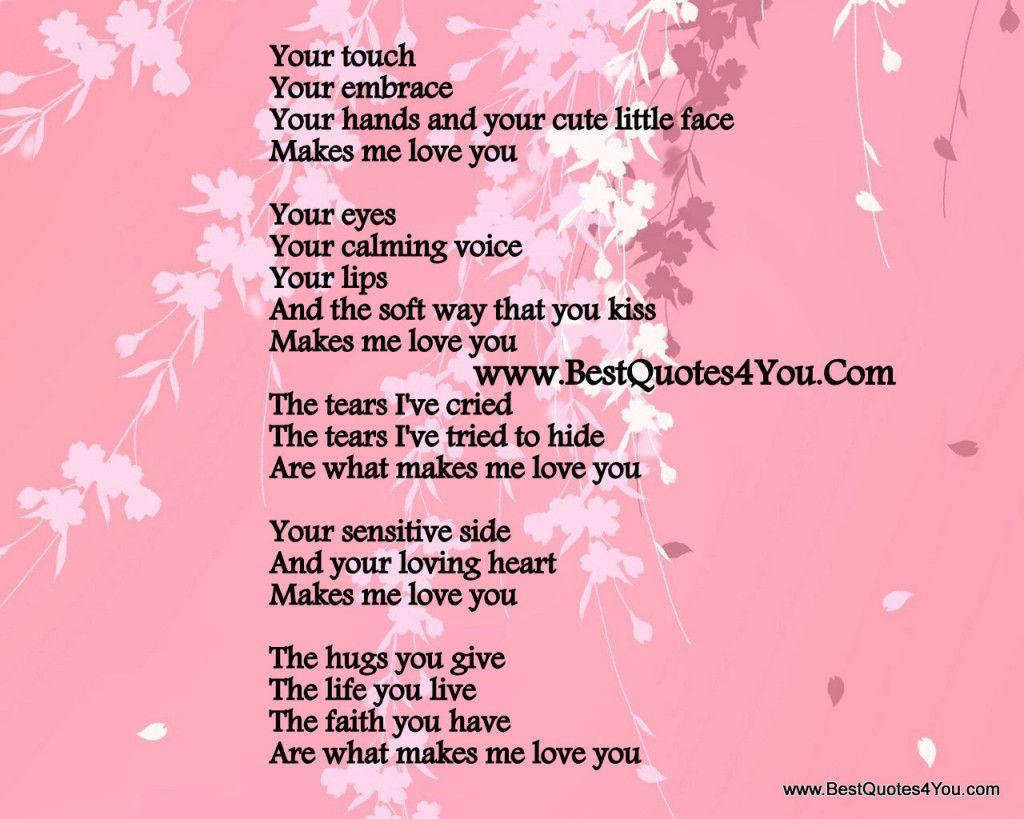I Love My Girlfriend Poems  cute-love-poems-for-my-girlfriend-30
