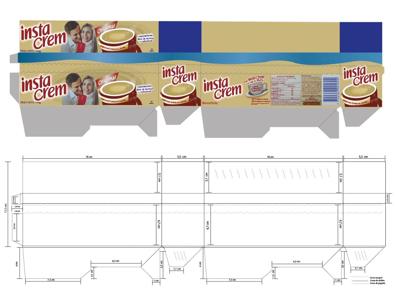 Diseño de Empaque realizado en clase por Jonathan Raquejo Curso ...