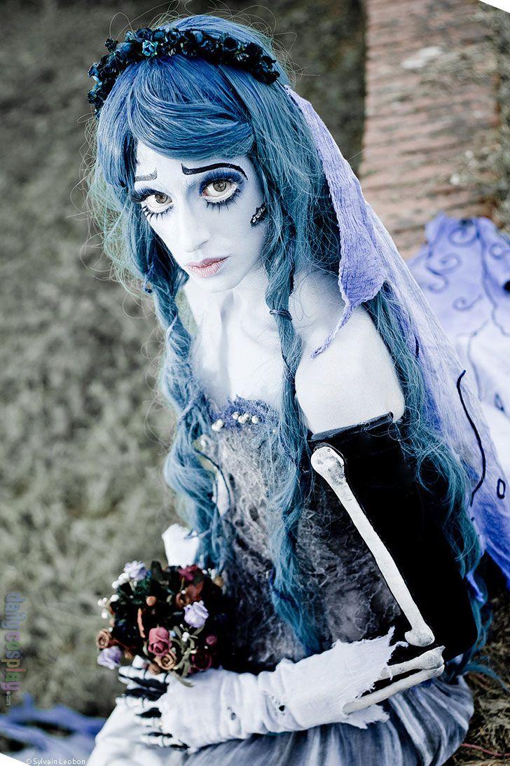Emily from Corpse Bride cosplay | Costume ideas | Pinterest | Novia ...