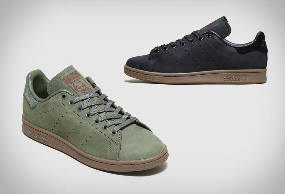 stan smith umber