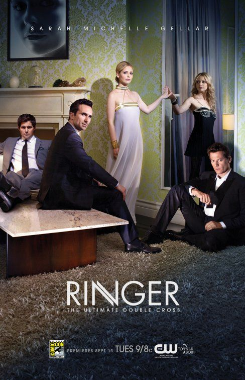 Ringer With Sarah Michelle Gellar If You Haven T Watched This Yet
