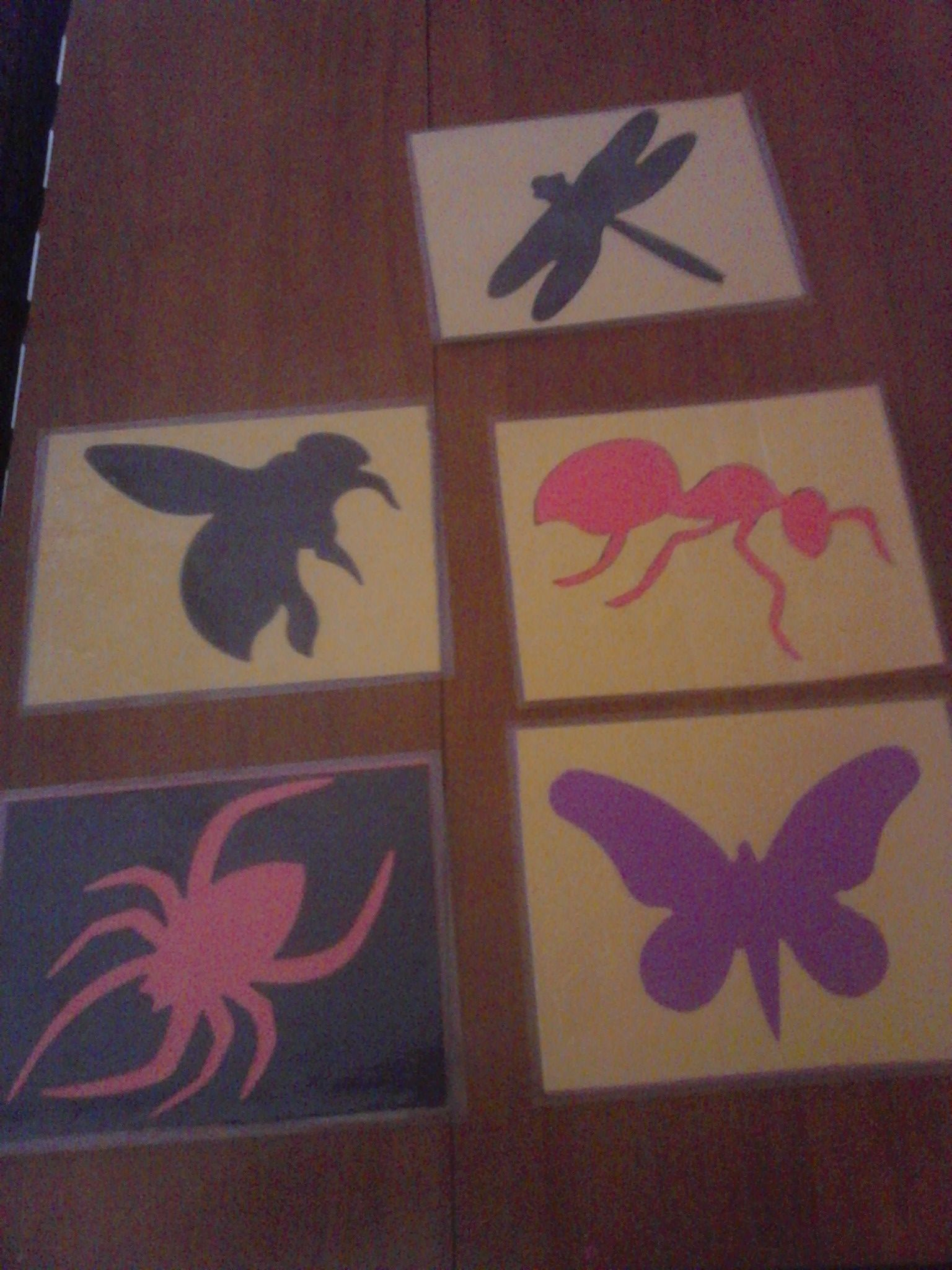 Sensory Cards; construction paper, felt. foam, card stock, sand sheet, glossy paper. Excellent for tactile experiences.