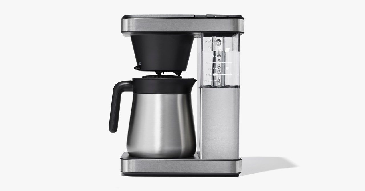 Oxo 8 Cup Coffee Maker Review Brews 8 Great Cups Or Just 1 Wired In 2020 Coffee Maker Filter Coffee Machine Coffee Maker Reviews