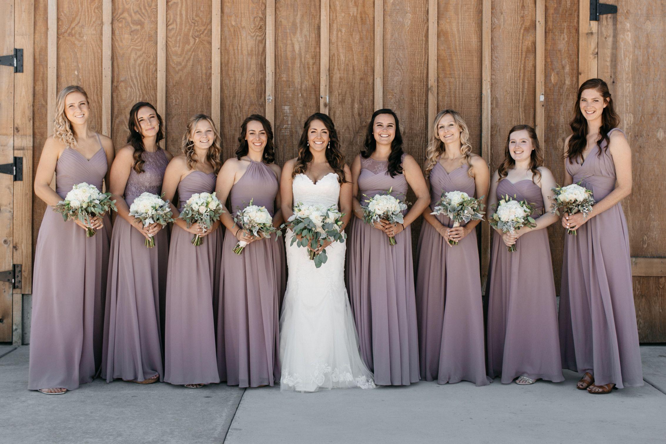 Kailyn Bridesmaid Dress Favorite Color Bridal Parties