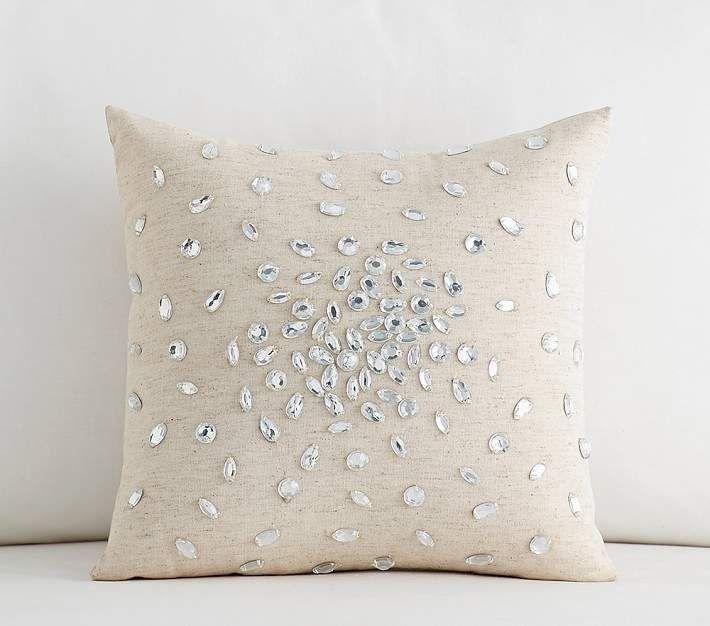 Pottery Barn Nest Pillow: Pottery Barn Kids Jewel Pillow