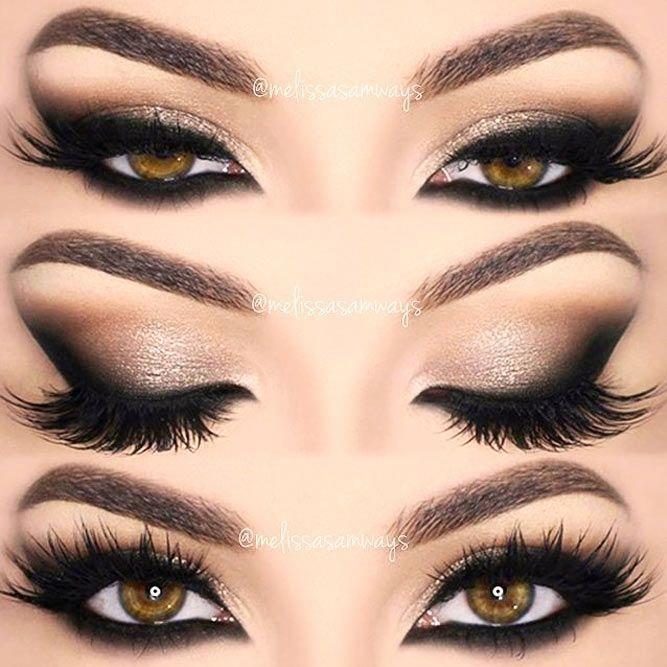 𝕡𝕚𝕟𝕥𝕖𝕣𝕖𝕤𝕥 𝕒𝕚𝕟𝕤𝕝𝕖𝕪𝕓𝕠𝕤𝕤𝕥𝕧 Eyemakeups Almond Eye Makeup Smokey Cat Eye Makeup Cat Eye Makeup