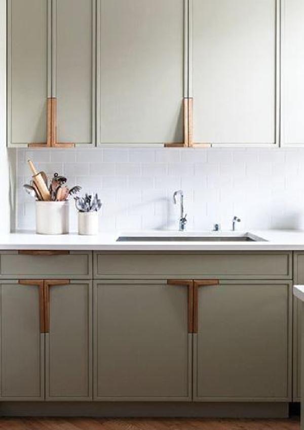 Idées Déco Pour Une Cuisine Coup De Coeur Decocrush Meuble - Poignee de meuble de cuisine pour idees de deco de cuisine