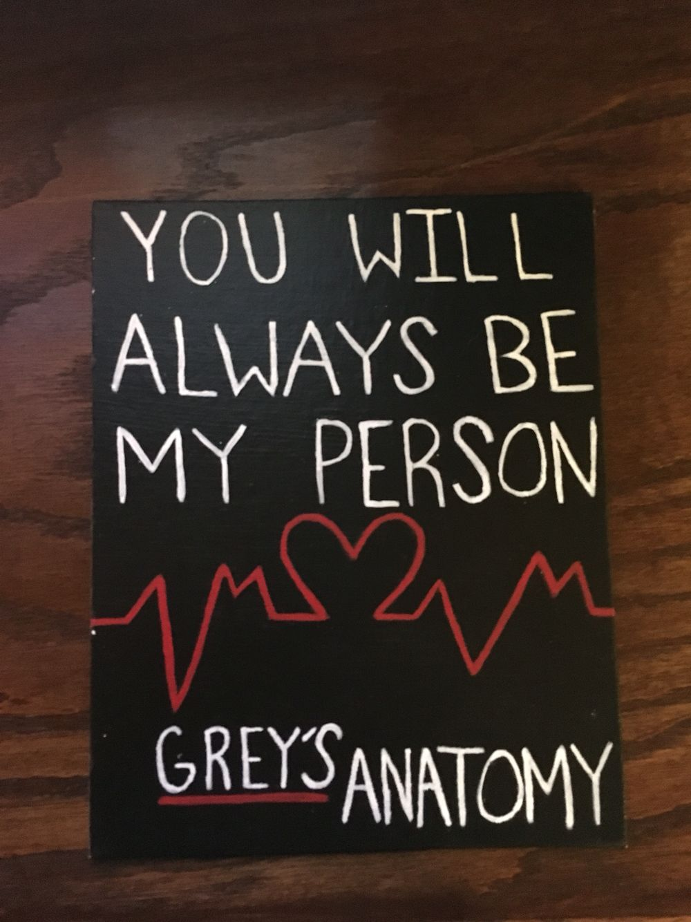 Greys anatomy diy gift | Diy projects | Pinterest | Grays anatomy ...