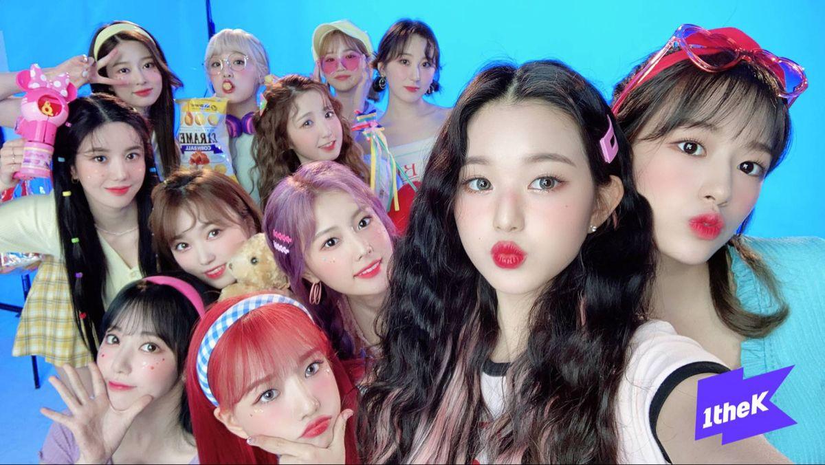 Pin By Readwritelove28 On Kpop Idols In 2021 Girl Group One Twitter Update