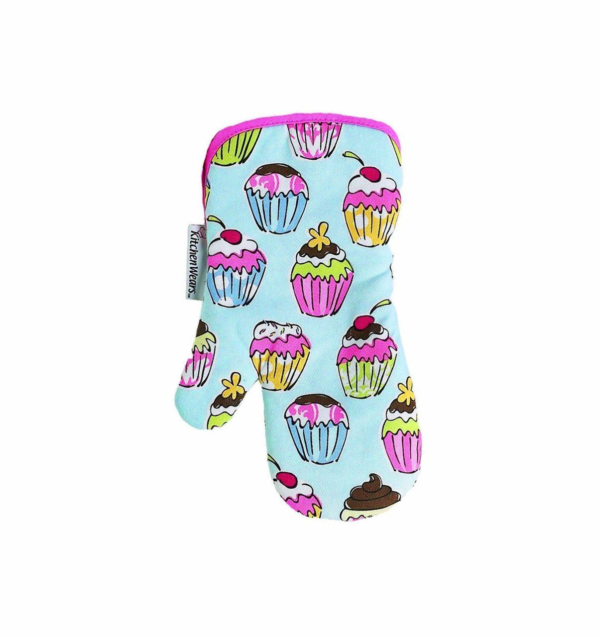 RITZ Cupcakes Oven Mitt $9.95 Out The Door! TOTAL PRICE OUT THE DOOR ...