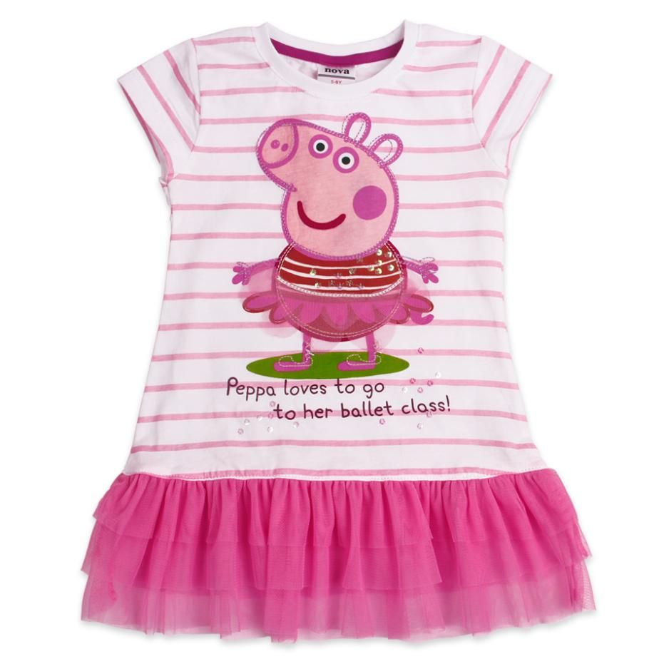 Free shipping and retail! LU1 # 2014 star children wear short-sleeved lacy skirt beautiful skirt pink pig