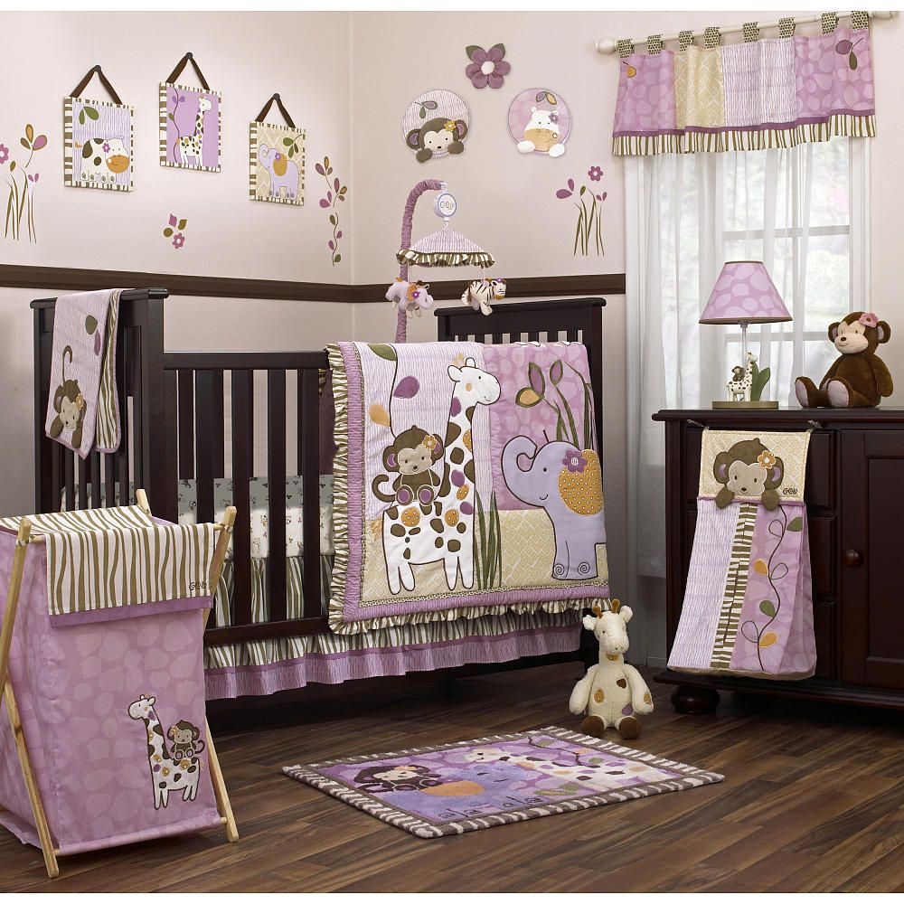 Babies R Us Crib Bedding Sets Baby Girl Room Girl Nursery Room Girl Nursery Bedding
