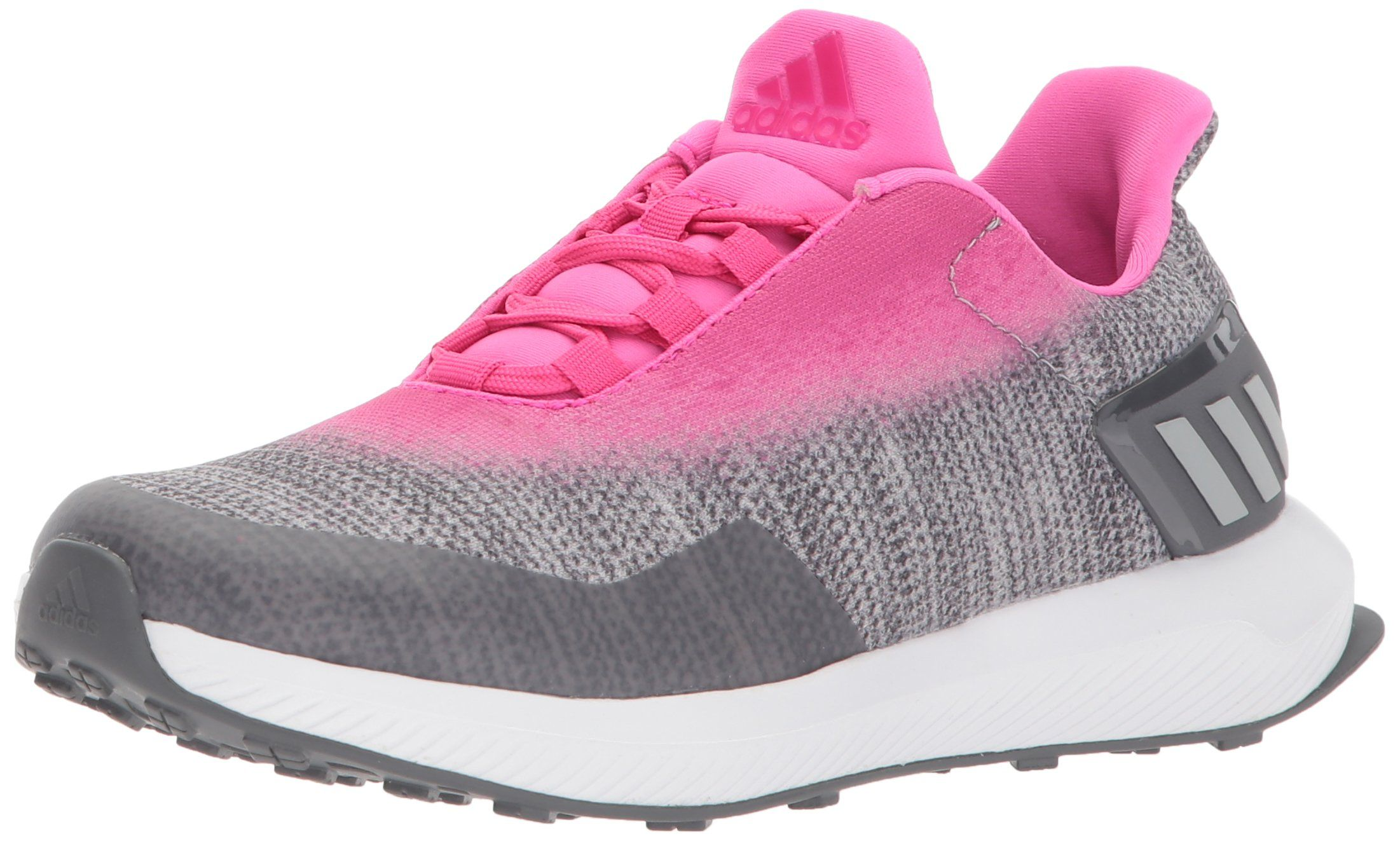 c50ce52a0db50 adidas Girls Rapidarun Uncaged K Grey Three Grey Two Shock Pink 7 M US Big  Kid   You can get more details by clicking on the image-affiliate link.