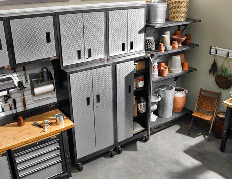 Gladiator Garage Storage Cabinets With