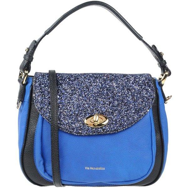0e7987ec50e3 Via Repubblica Handbag ( 141) ❤ liked on Polyvore featuring bags ...