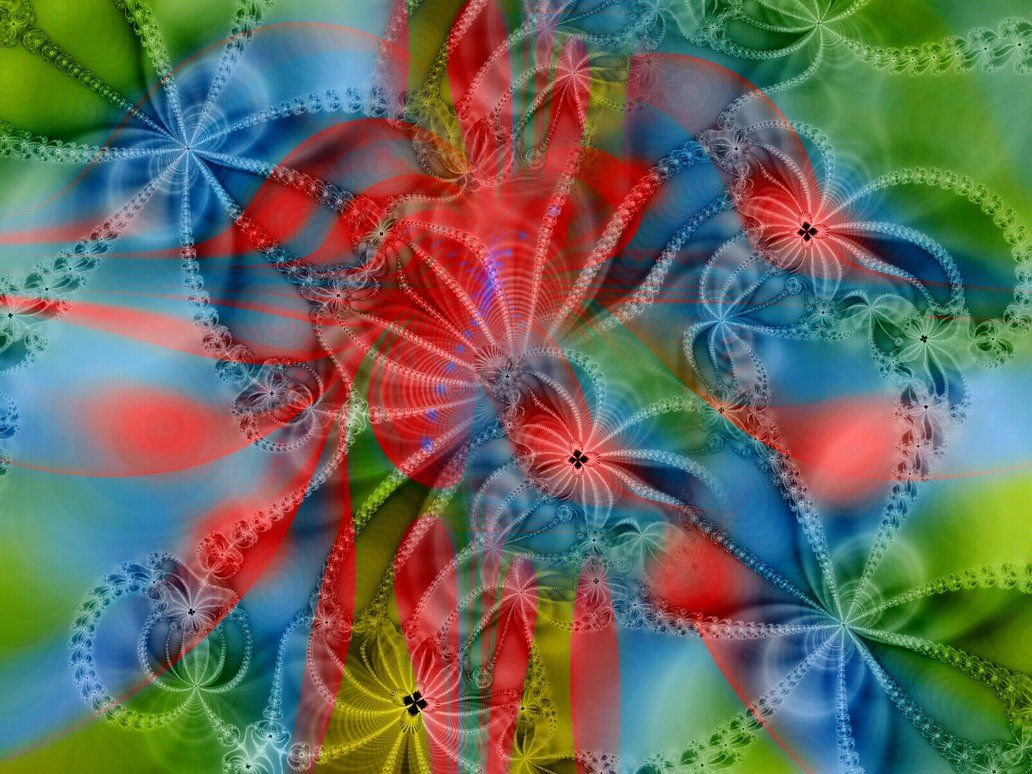 A Fractal Lies Bleeding by Thelma1 on DeviantArt
