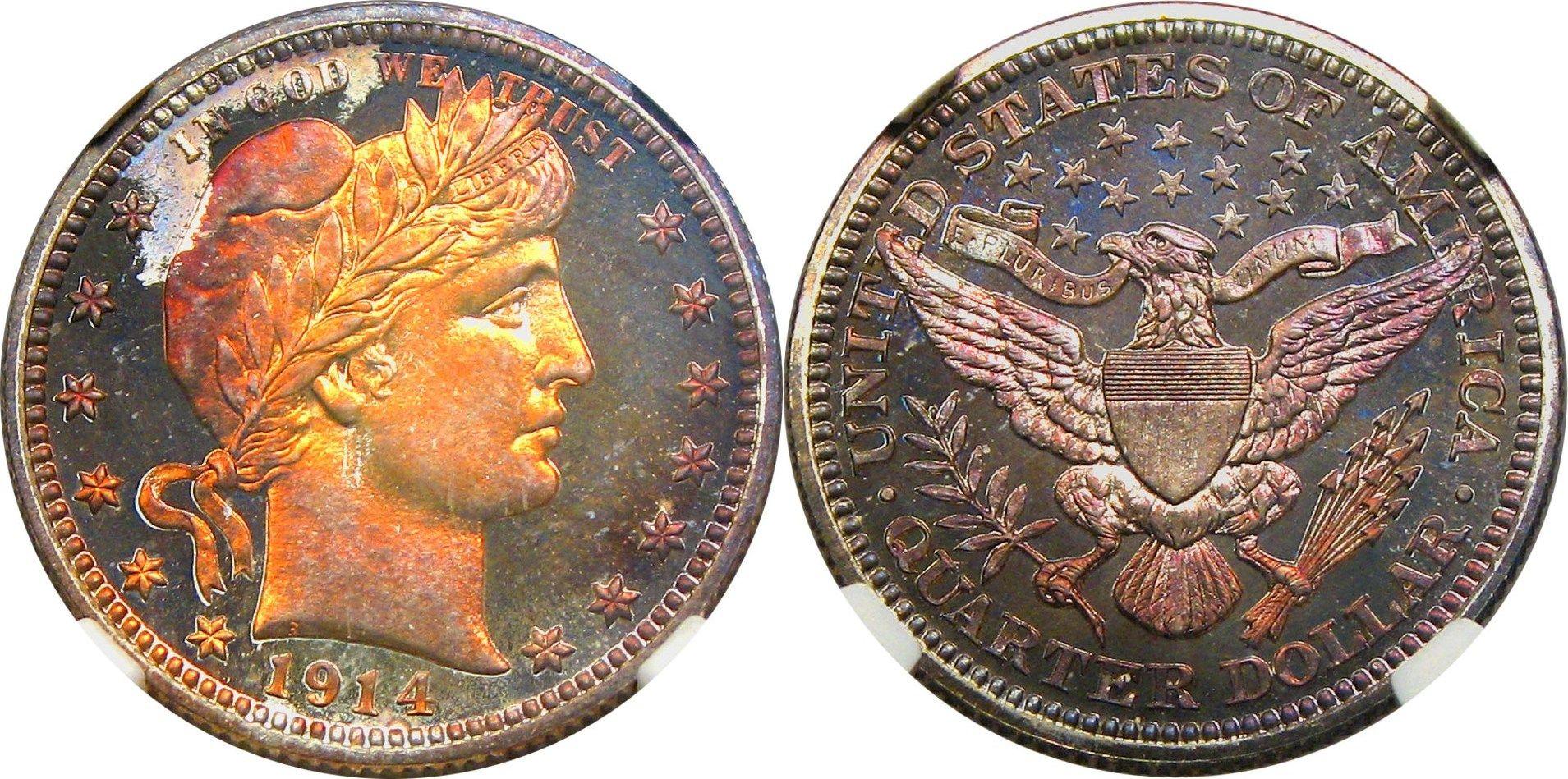 1914 coins worth
