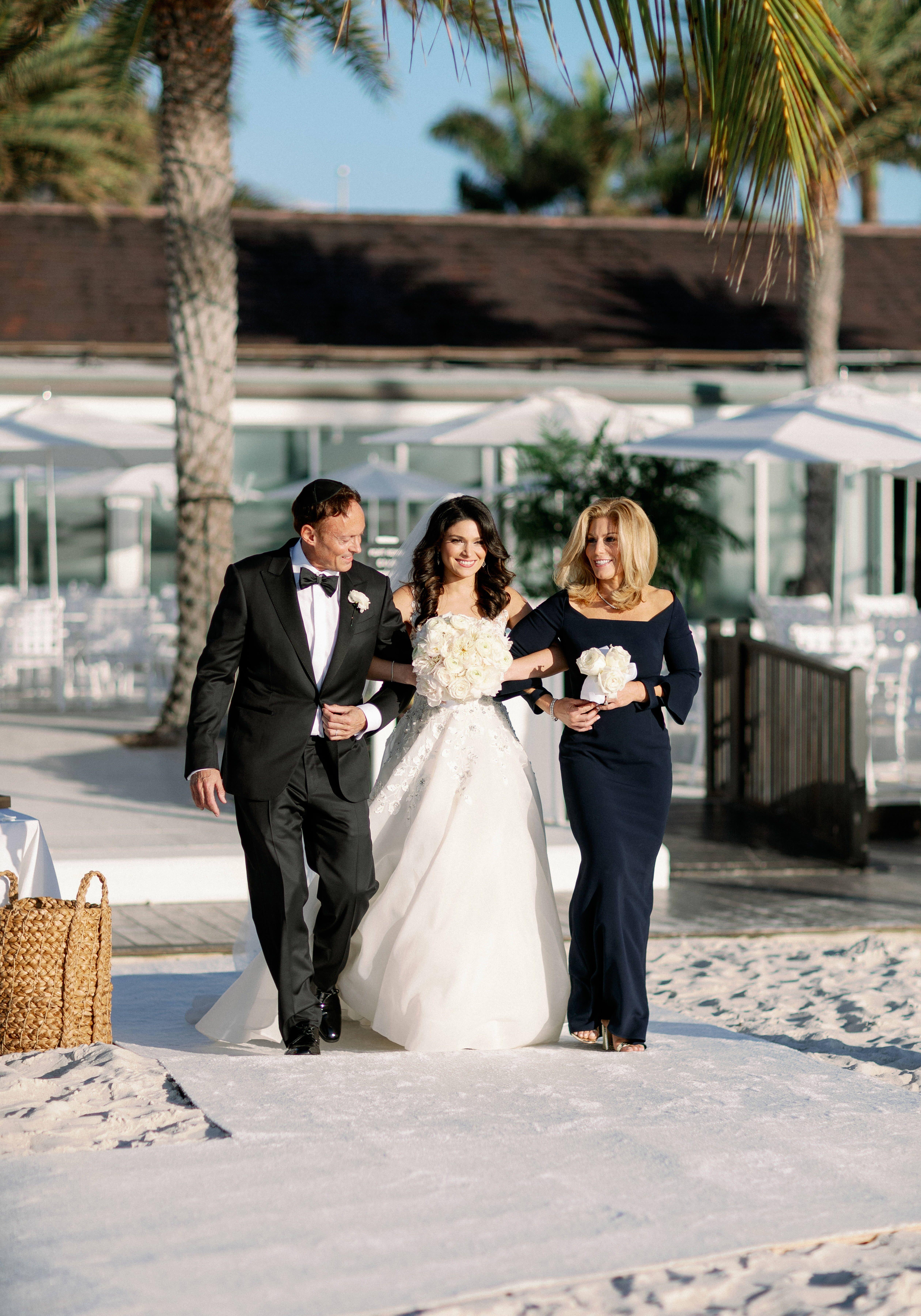 Bride Walking Down Aisle In 2020 Destination Wedding Planner Destination Wedding Bride