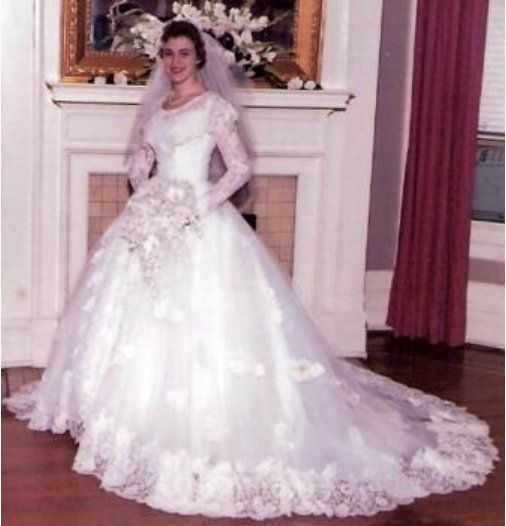 Preowned Wedding Gowns: Family's Heirloom Wedding Dress Used Again, 51 Years Later