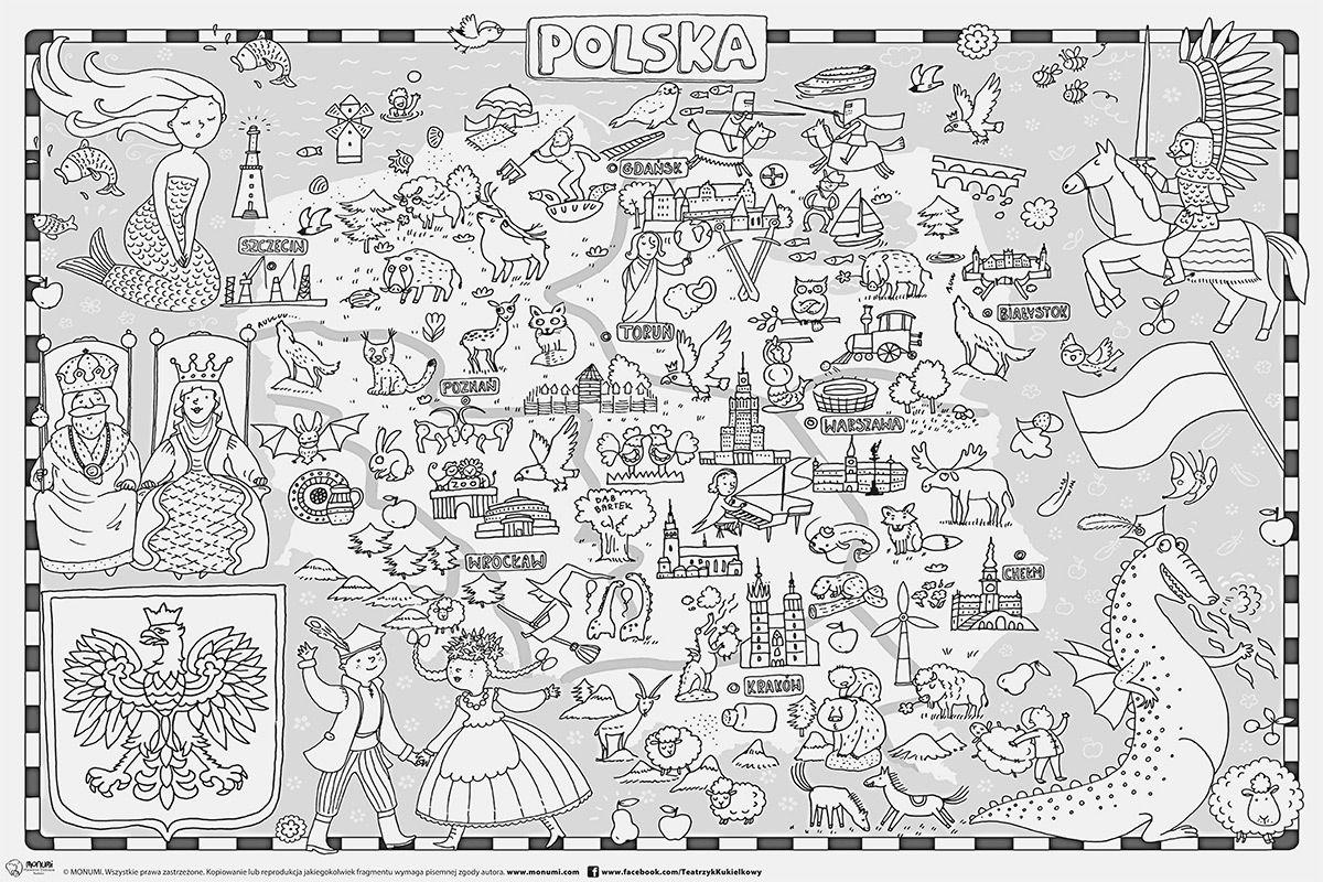 Http Gamiko Pl Design Gallery Orginal 3523 Jpg Polish Language Maps For Kids English Fun