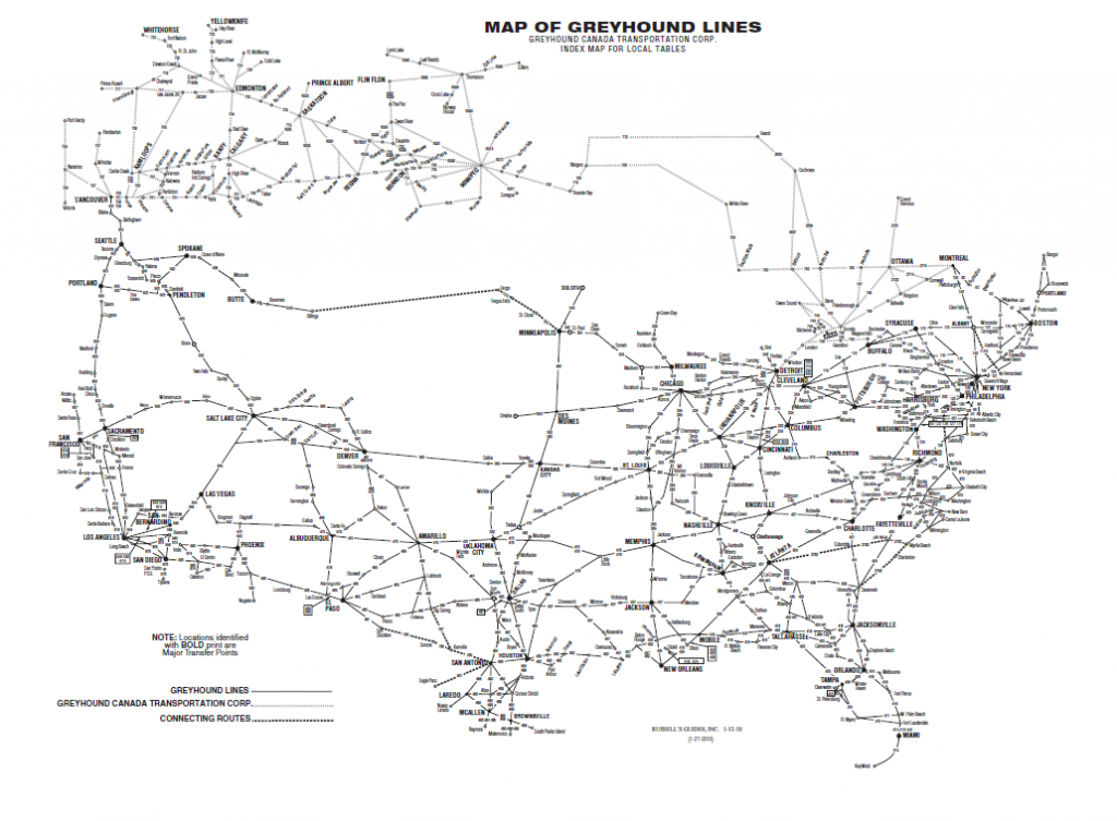 Greyhound Route Map Canada Greyhound Routes   Search Greyhound Destinations | Route map, Usa